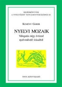 Kemény Gábor: Nyelvi mozaik