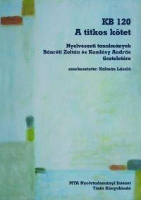 Kálmán László: KB 120 - A titkos kötet