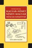 Tinta Knyvkiad: Magyar-német, német-magyar műszaki kisszótár