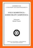 Tinta Knyvkiad: Nyelvi kompetencia - kommunikatív kompetencia