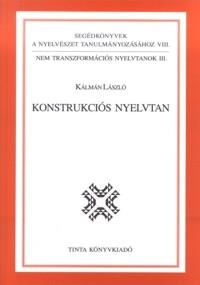 Kálmán László: Konstrukciós nyelvtan