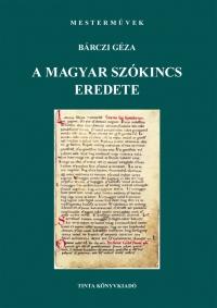 Bárczi Géza: A magyar szókincs eredete