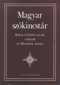 Kiss Gábor: Magyar szókincstár