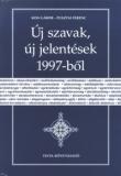 Tinta Knyvkiad: Új szavak, új jelentések 1997-ből