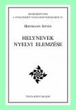 Tinta Knyvkiad: Helynevek nyelvi elemzése