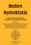 Tinta Knyvkiad: Modern Nyelvoktatás 2007. 2-3. szám