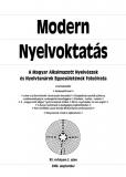 Tinta Knyvkiad: Modern Nyelvoktatás 2006. 2. szám