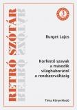 Tinta Knyvkiad: Retró szótár
