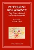 Tinta Knyvkiad: Papp Ferenc olvasókönyv