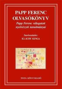 Klaudy Kinga: Papp Ferenc olvasókönyv