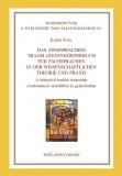 Tinta Knyvkiad: Das zweisprachige Translationswörterbuch für Fachsprachen in der Wissenschaftlichen Theorie und Praxis