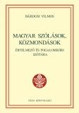 Tinta Knyvkiad: Magyar szólások, közmondások