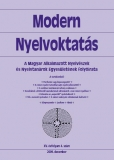 Tinta Knyvkiad: Modern Nyelvoktatás 2009. 4. szám