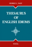 Tinta Knyvkiad: Thesaurus of English Idioms