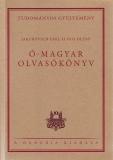 Tinta Knyvkiad: Ó-magyar olvasókönyv