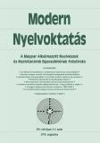 Tinta Knyvkiad: Modern Nyelvoktatás 2010. 2-3. szám