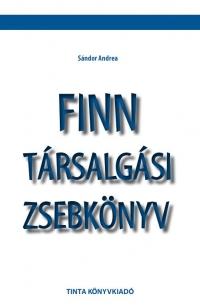 Sándor Andrea: Finn társalgási zsebkönyv