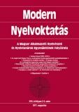 Tinta Knyvkiad: Modern Nyelvoktatás 2011. 2-3. szám