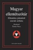 Tinta Knyvkiad: Magyar ellentétszótár