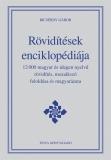 Tinta Knyvkiad: Rövidítések enciklopédiája