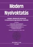 Tinta Knyvkiad: Modern Nyelvoktatás 2012. 1-2. szám