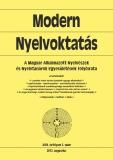 Tinta Knyvkiad: Modern Nyelvoktatás 2012. 3. szám