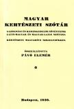 Tinta Knyvkiad: Magyar kertészeti szótár