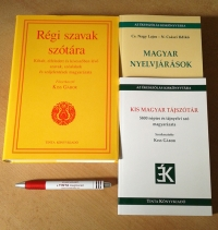 csomag: Változatos magyar nyelvünk könyvcsomag