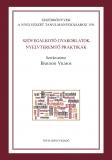 Tinta Knyvkiad: Szövegalkotó gyakorlatok, nyelvteremtő praktikák