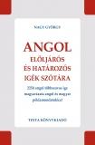 Tinta Knyvkiad: Angol elöljárós és határozós igék szótára