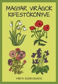 : Magyar virágok kifestőkönyve