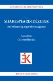 Tinta Knyvkiad: Shakespeare-idézetek