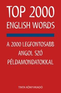 Kiss Zsuzsanna, Szabadkai Bernadett: Top 2000 English Words