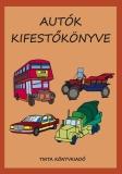 Tinta Knyvkiad: Autók kifestőkönyve