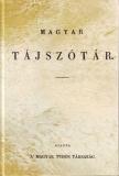 Tinta Knyvkiad: Magyar tájszótár  (1838)