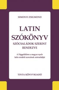 Simonyi Zsigmond: Latin szókönyv