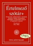 Tinta Knyvkiad: Értelmező szótár+ (2 kötet)