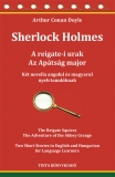 Tinta Knyvkiad: Sherlock Holmes
