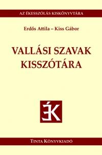 Erdős Attila, Kiss Gábor: Vallási szavak kisszótára