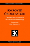 Tinta Knyvkiad: 500 rövid ókori sztori