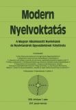 Tinta Knyvkiad: Modern Nyelvoktatás 2017. 1. szám