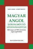 Tinta Knyvkiad: Magyar-angol szókincsbővítő szinonimaszótár