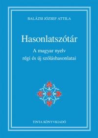 Balázsi József Attila: Hasonlatszótár