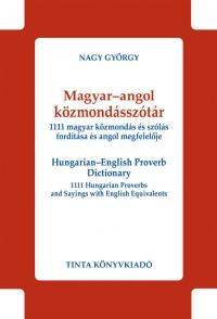 Nagy György: Magyar-angol közmondásszótár