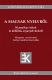 Tinta Knyvkiad: A magyar nyelvről