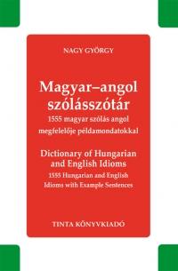 Nagy György: Magyar-angol szólásszótár
