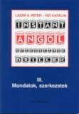 Tinta Knyvkiad: Instant angol III.