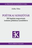 Tinta Knyvkiad: Poétikai kisszótár