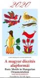 Tinta Knyvkiad: Naptár magyaros motívumokkal, 2020
