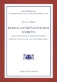 Tinta Knyvkiad: Francia jelentésváltozások elemzése